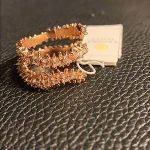 Kendra Scott Jewelry - NWT Kendra Scott Rose Gold ring size 7
